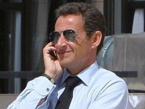 Саркози и Тимошенко договорились встретиться в Париже