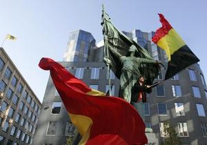 Треть фламандцев поддерживает выход Фландрии из состава Бельгии