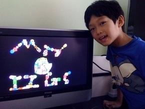 Девятилетний школьник создал приложение для iPhone