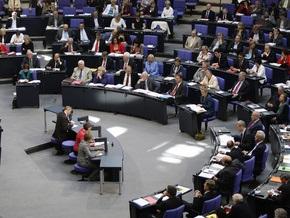 Бундестаг принял поправки, позволяющие Германии ратифицировать Лиссабонский договор