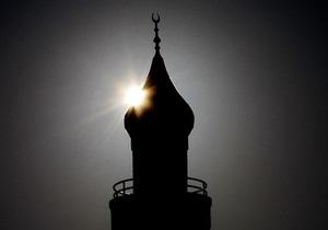 НГ: Атака на главный символ мусульман Крыма