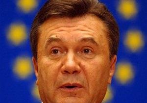 ЕС не сомневается в европейском выборе Януковича: Мы знаем, что он сильно изменился