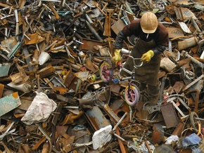 Ъ: Торговлю металлоломом освободят от уплаты НДС