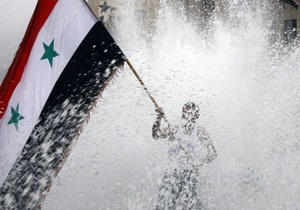 Сирийский национальный совет намерен игнорировать переговоры Асада и оппозиции в Москве