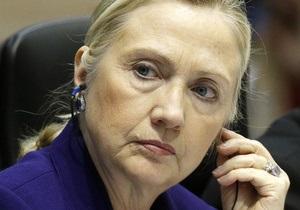 Клинтон раскритиковала Украину и поставила ультиматум Беларуси