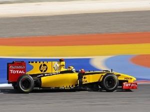 HP укрепляет партнерство с командой Renault F1