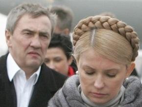 В Секретариате Ющенко считают, что Тимошенко  прикрывает  Черновецкого