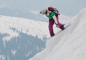 Украинские спасатели нашли московских сноубордистов, заблудившихся в Карпатах