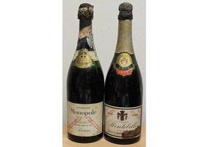 Новости Великобритании - французское шампанское: В Англии выставили на торги шампанское из запасов вермахта