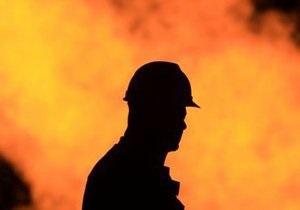 На территории Кирилловского монастыря в Киеве произошел пожар
