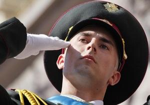 Кабмин принял проект новой Военной доктрины