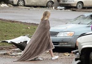 Жертвами мощнейшего торнадо в США стали около 40 детей