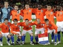 Евро-2008: Голландцы предварительно определились
