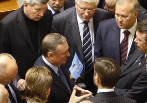 Лидер фракции ПР прокомментировал информацию о возможной отставке Тигипко (обновлено)