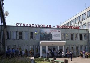 В Луганской области загорелась шахта: горняки сумели спастись