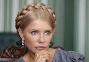 Тимошенко: Я абсолютно спокойно пойду на любой праймериз
