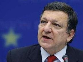Баррозу: ЕС достиг  широкого консенсуса  по пакету финансовых стимулов