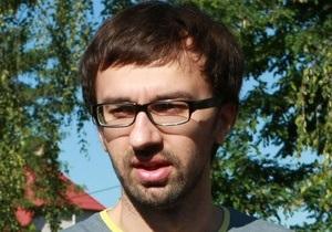 Журналиста УП допрашивали три часа по делу об угрозах Богословской
