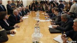 Сирийской оппозиции не удалось заручиться поддержкой РФ