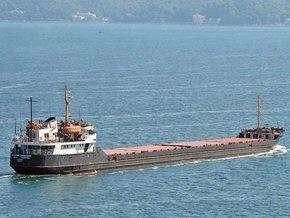 В Греции арестовано украинское судно
