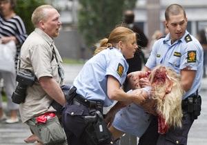 Фотогалерея: Скандинавская кровь. В центре Осло прогремел взрыв
