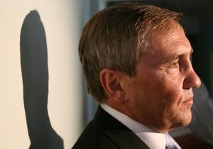 Черновецкий прокомментировал свою отставку
