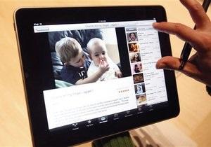 Apple перенесла начало продаж iPad2 на июнь