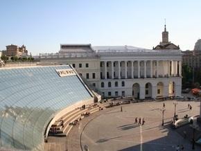 Цветочные часы в центре Киева установят ко Дню Независимости