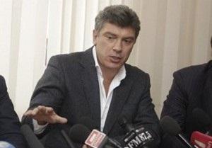 Суд отказался принять жалобу на арест Немцова
