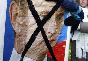 Reuters: Петербург ограничивает протесты в центре