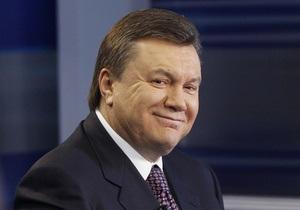 Янукович предложил пустить трубопровод Южный поток по суше Украины