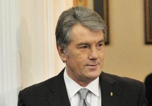 Ющенко не будет баллотироваться по мажоритарному округу