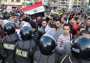 В Египте спецслужбы приведены в состояние повышенной готовности. Оппозиция готовит новые акции протеста