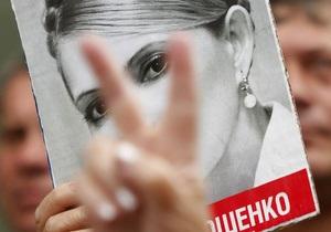 Безсмертный: Тимошенко станет пятым президентом Украины