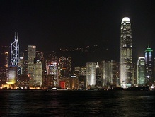 Гонконг: тайфун вызвал транспортный хаос