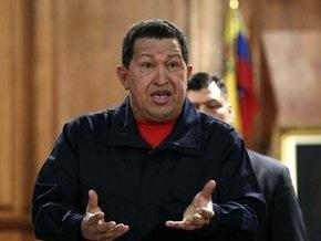 Чавес: Российских баз в Венесуэле нет и не будет