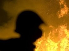 На шахте имени Калинина в Донецке тушат пожар