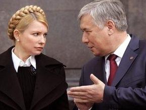 Тимошенко и Ехануров поскандалили. Премьер била кулаком по столу и угрожала Генпрокуратурой