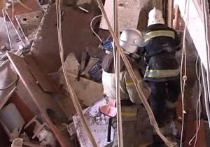новости Луганска - взрыв - Взрыв дома в Луганске: два человека погибли