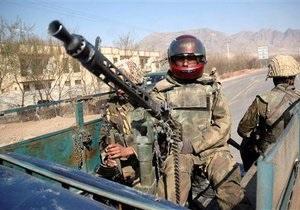 Армия Пакистана разгромила крупную базу талибов