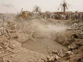 Мощный взрыв на севере Ирака: новые подробности