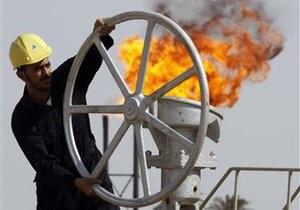 Цены на нефть в Европе упали за день почти на $2