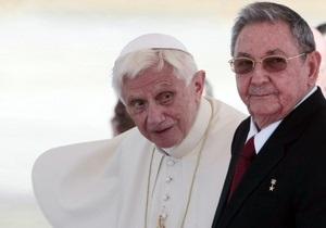 Фотогалерея: Долгожданный гость. Визит Папы Римского на Кубу