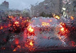 Завтра по всей территории Украины пройдут дожди