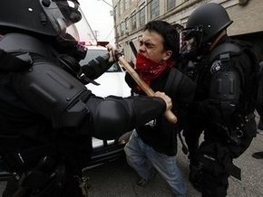 Демонстрации против саммита G20 нанесли значительный ущерб Питтсбургу