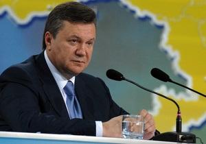 Януковичу не понравилась реплика закарпатского губернатора: Зайдешь ко мне отдельно
