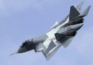 Путин наблюдал за первым публичным полетом истребителя пятого поколения