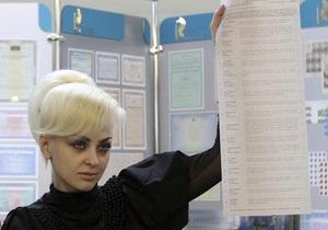 Члены ЦИК развозят бюллетени в окружкомы за свой счет