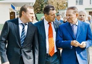 Кучма заявил, что Днепропетровску нужен молодой мэр