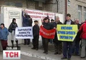 В Киеве водители троллейбусов не выехали на маршруты